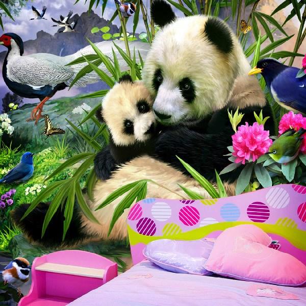 Fotomurales: Oso Panda