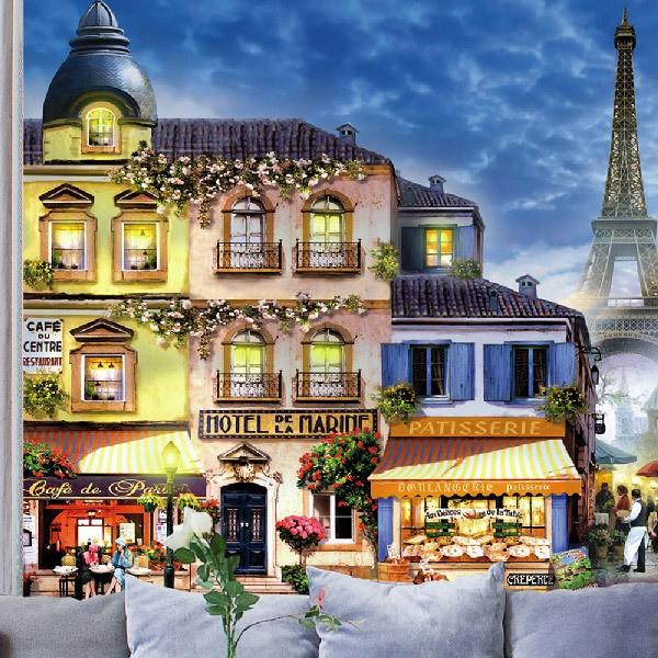Fotomurales: Paris Calles