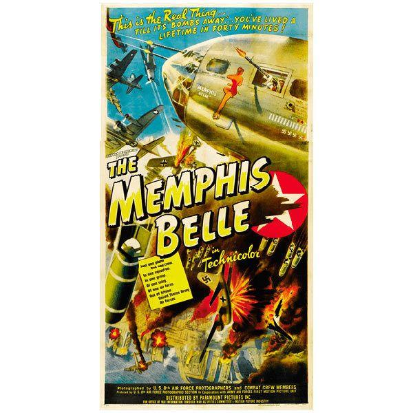 Fotomurales: Memphis Belle
