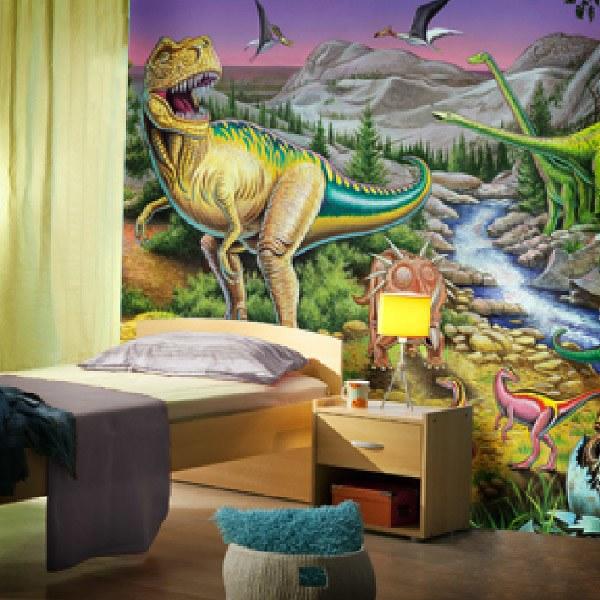Fotomurales: Jurassic Valley