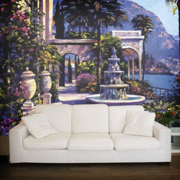Fotomurales: ----------Villa Varenna--------- (Howard Behrens)