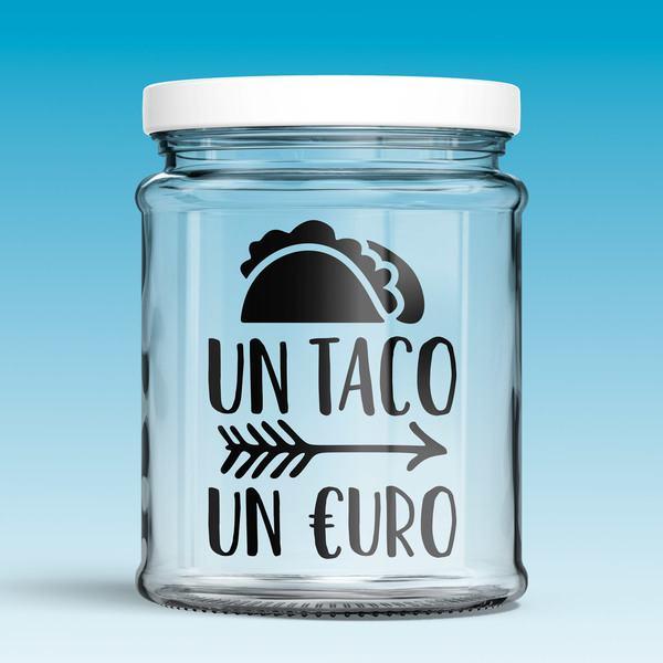 Vinilos Decorativos: Un Taco un €uro