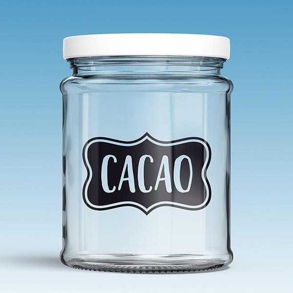 Vinilos Decorativos: Cacao