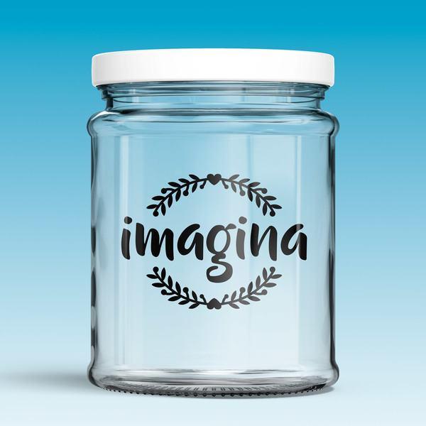 Vinilos Decorativos: Imagina