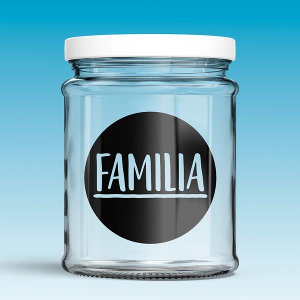 Vinilos Decorativos: Familia