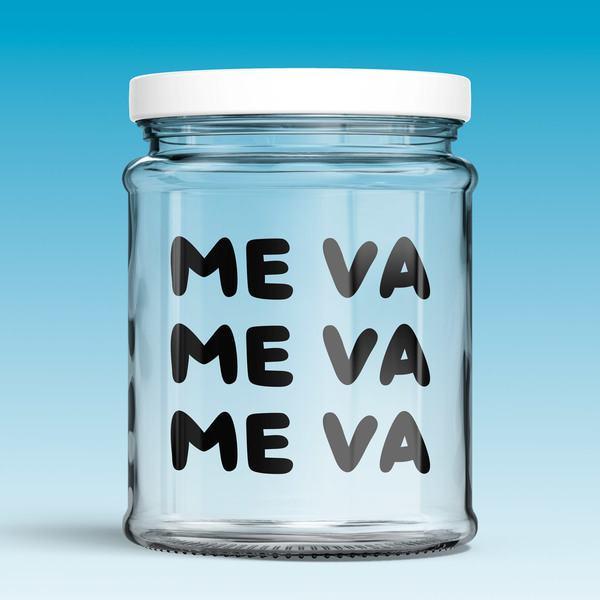 Vinilos Decorativos: Me va, me va, me va