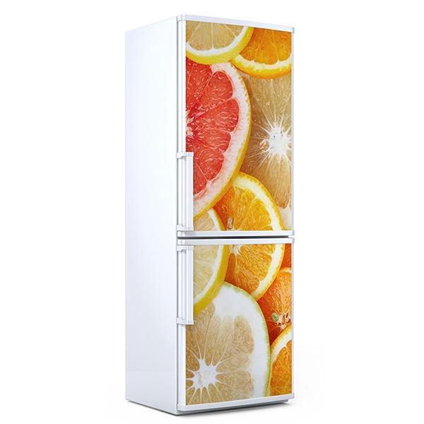 Vinilos Decorativos: Naranjas y limones