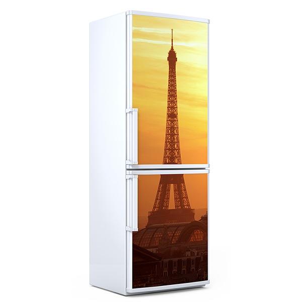 Vinilos Decorativos: Silueta Torre Eiffel