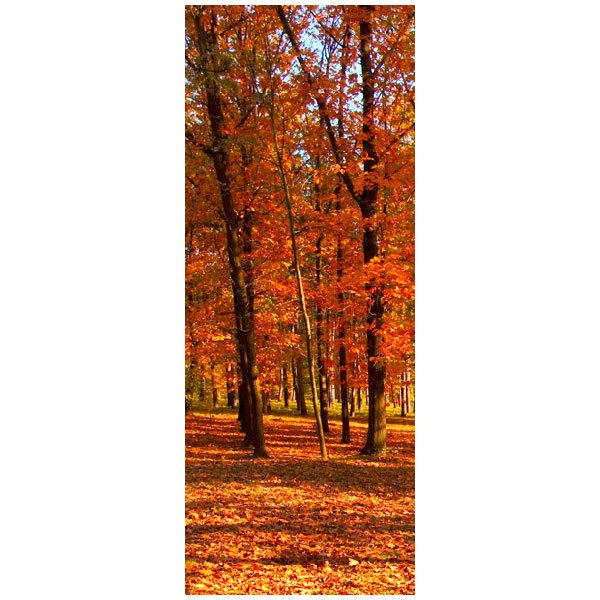 Vinilos Decorativos: Bosque en otoño
