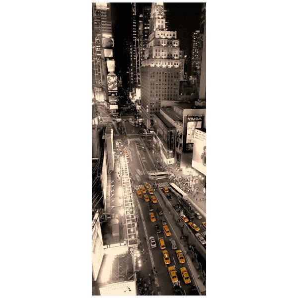 Vinilos Decorativos: Avenue in New York