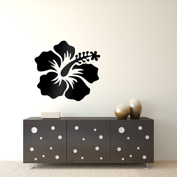 Vinilos Decorativos: Flower Surf 08