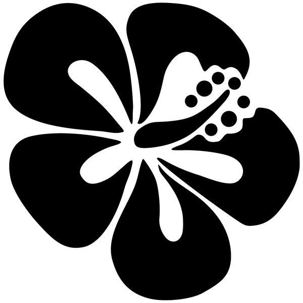 Vinilos Decorativos: Flower Style