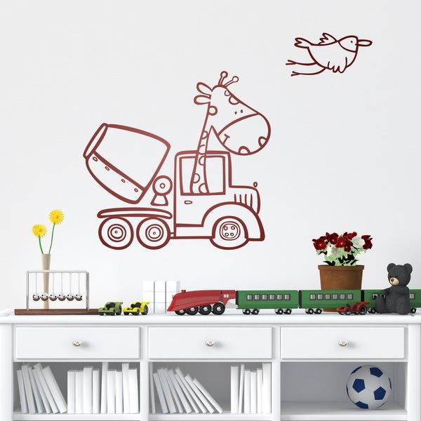 Vinilos Infantiles: Construcción