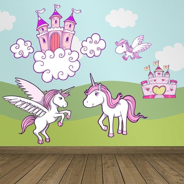 Vinilos Infantiles: Princesas