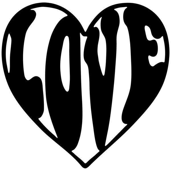 Vinilos Decorativos: Amor 19