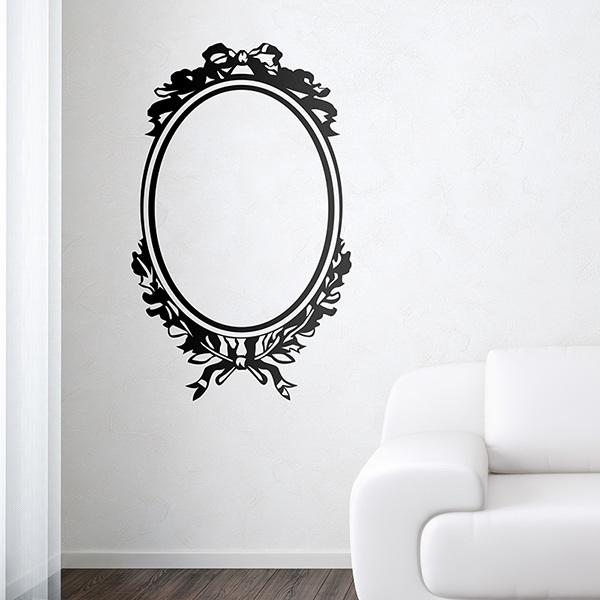 Vinilos Decorativos: Espejo