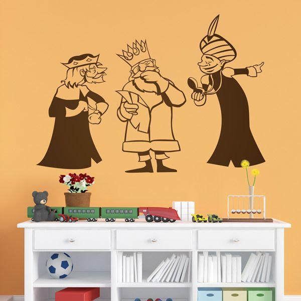 Vinilos Decorativos: Los reyes