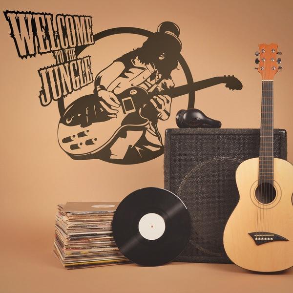 Vinilos Decorativos: Guitar hero