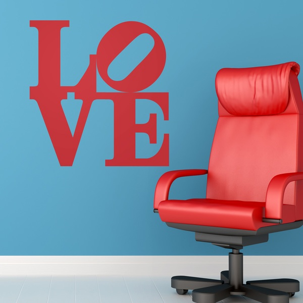 Vinilos Decorativos: love design 2