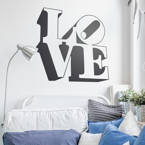 Vinilos Decorativos: love design 3