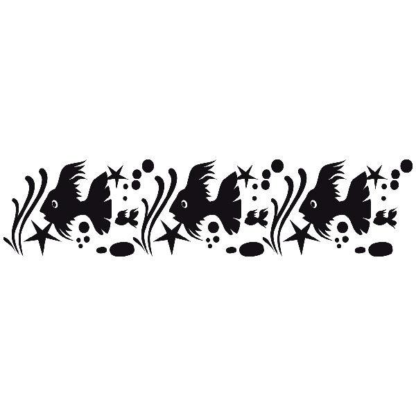 Vinilos Decorativos: Aquarium