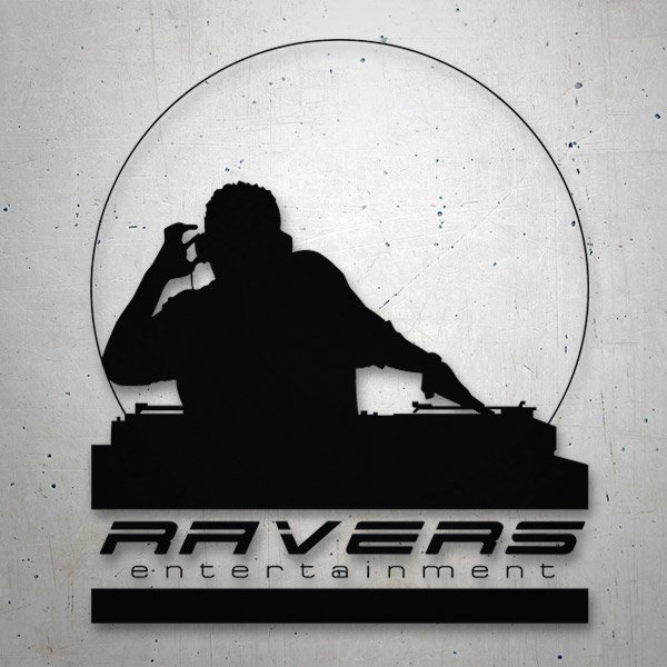 Pegatinas: Ravers