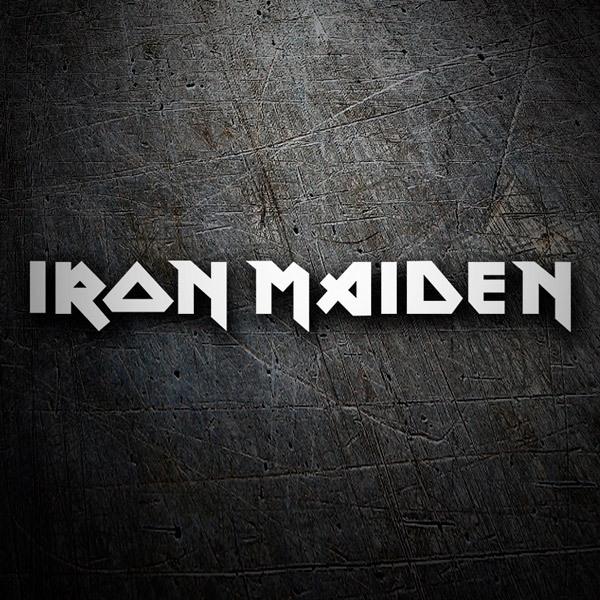 Pegatinas: Iron Maiden