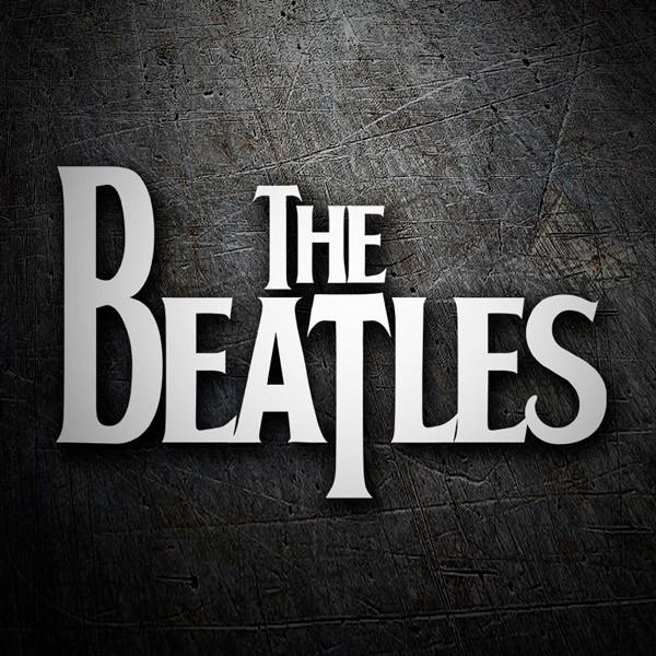 Pegatinas: The Beatles