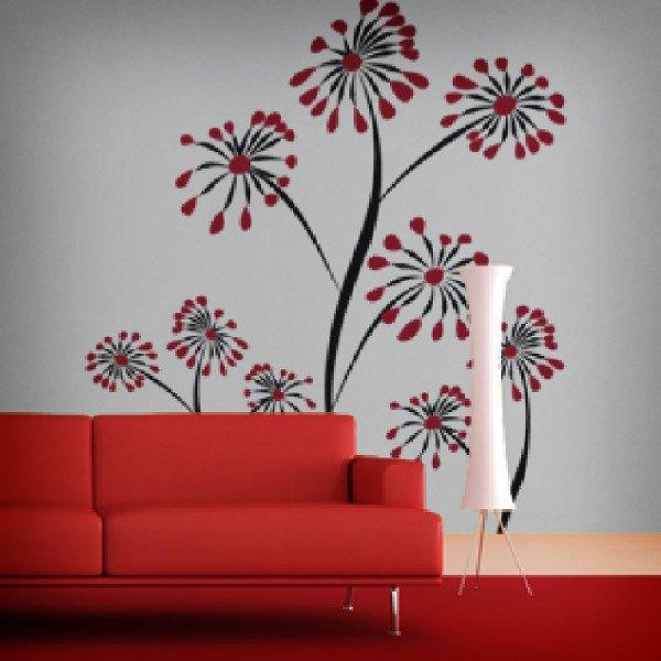 Vinilos Decorativos: Multicolor08