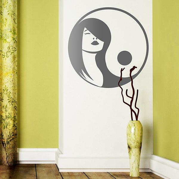 Vinilos Decorativos: Ying Yang