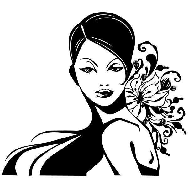 Vinilos Decorativos: Brigitte