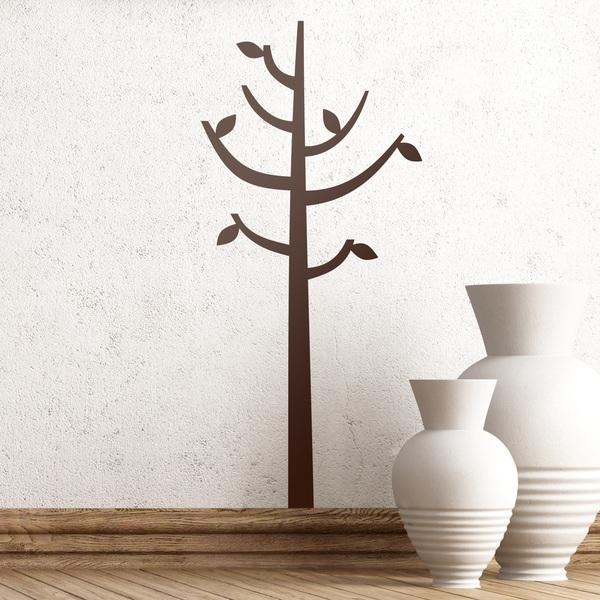 Vinilos Decorativos: Árbol en forma de perchero