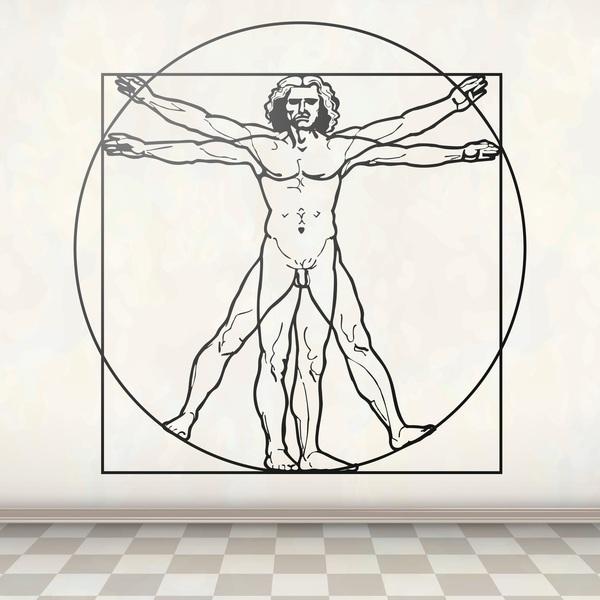 Vinilos Decorativos: Da Vinci