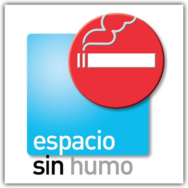 Pegatinas: sin humo 4