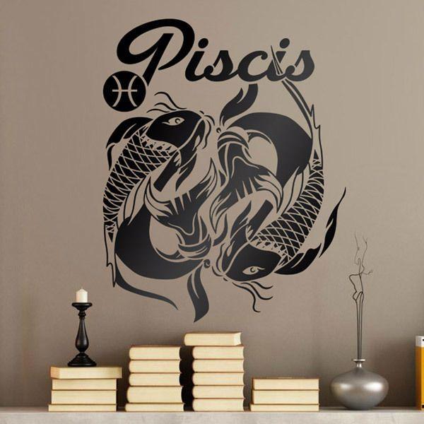 Vinilos Decorativos: Piscis