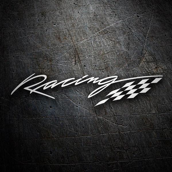 Pegatinas: Racing