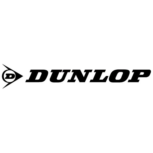 Pegatinas: Dunlop