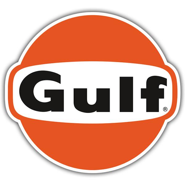 Pegatinas: Gulf 2