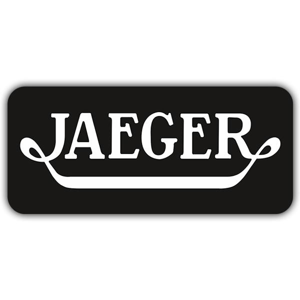 Pegatinas: Jaeger
