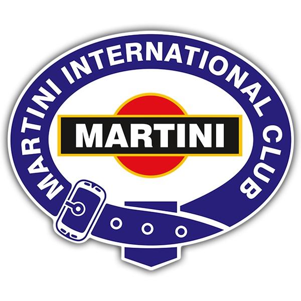 Pegatinas: Martini international club