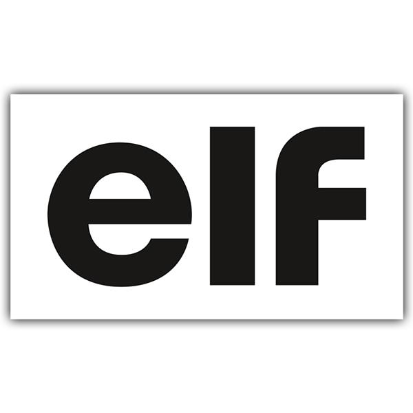 Pegatinas: Elf