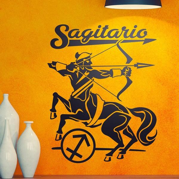 Vinilos Decorativos: Sagitario