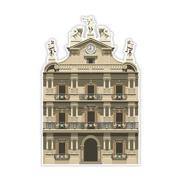Vinilos Decorativos: Ayuntamiento de Pamplona