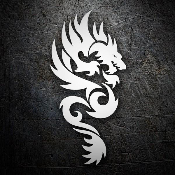Pegatinas: Dragones
