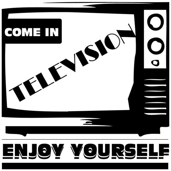 Vinilos Decorativos: TV