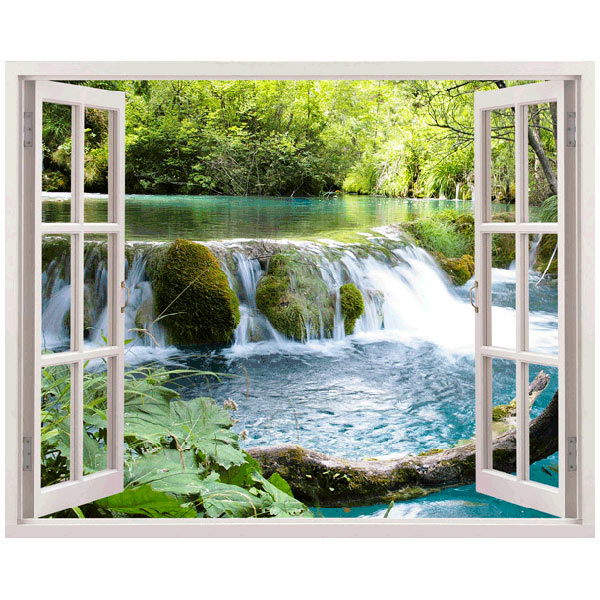 Vinilos Decorativos: Waterfall