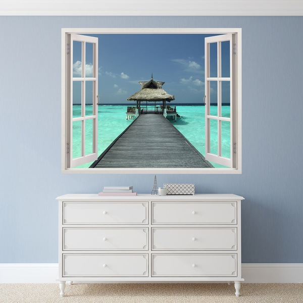 Vinilos Decorativos: Relax at sea