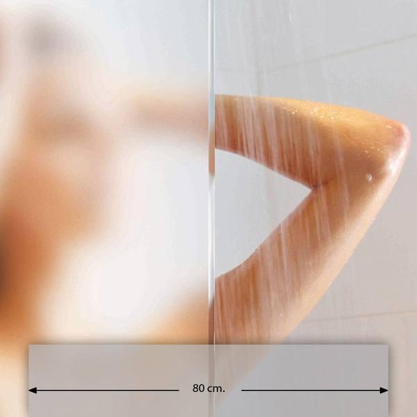Vinilos Decorativos: Lámina de vinilo translúcido 80cm