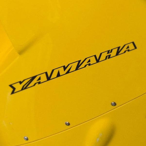 Pegatinas: Yamaha IV