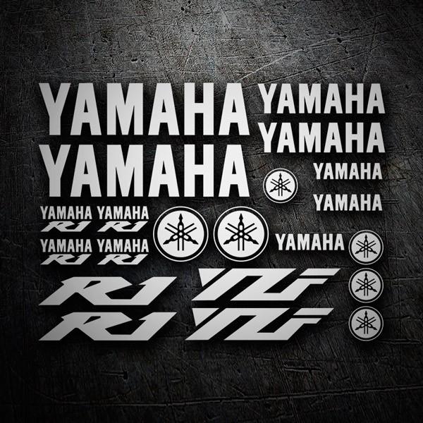 Pegatinas: Yamaha R1
